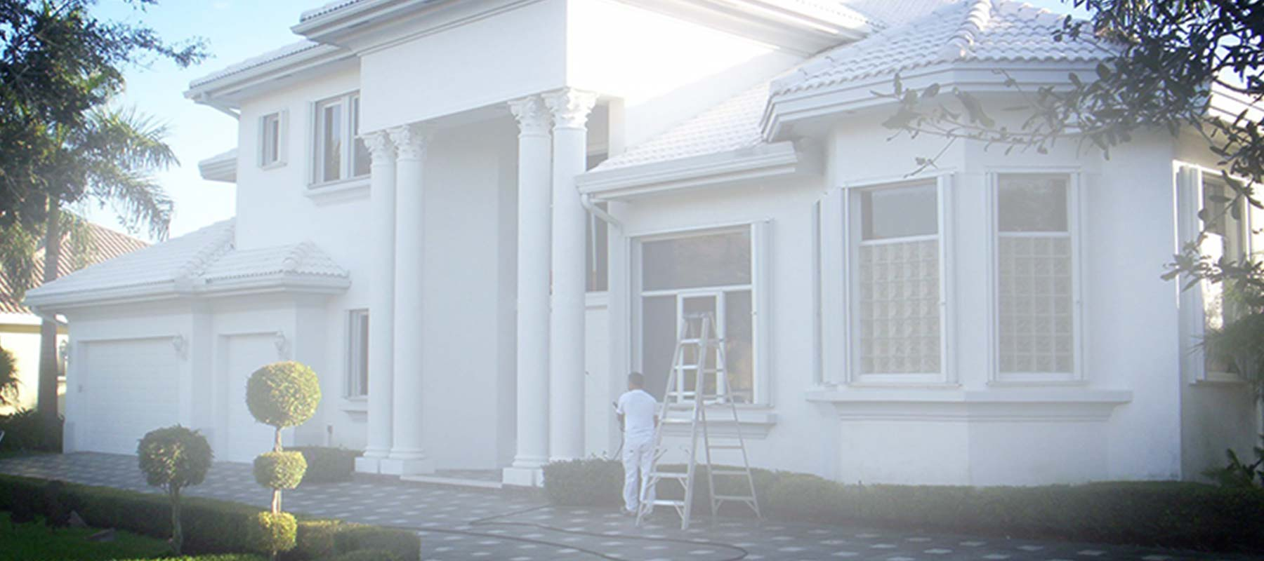 Deerfield Beach exterior painting